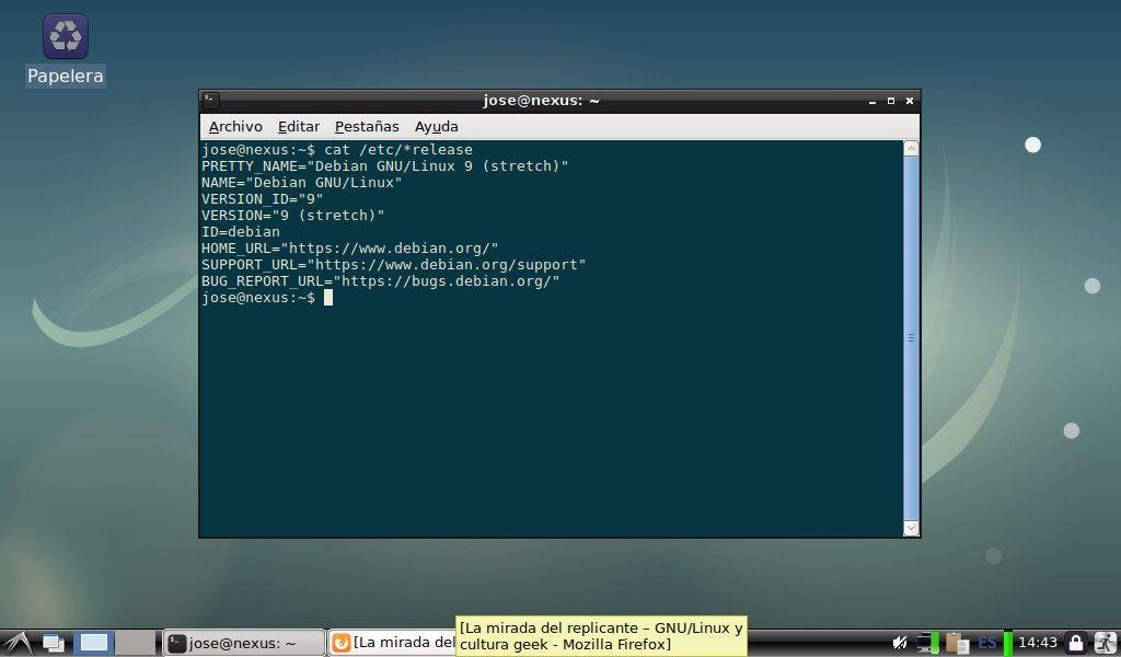 Debian-strech