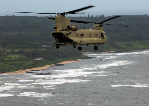 25th combat aviation brigade helicopter assists first resp for Department of motor vehicles kauai
