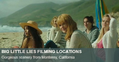 Big Little Lies Filming Locations