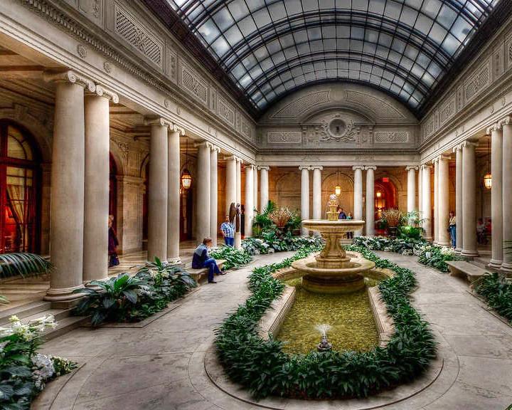 Una de las mejores galerías de arte de Nueva York