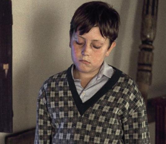 Juan Ángel Martínez, el niño deprimido de Amanece que no es poco