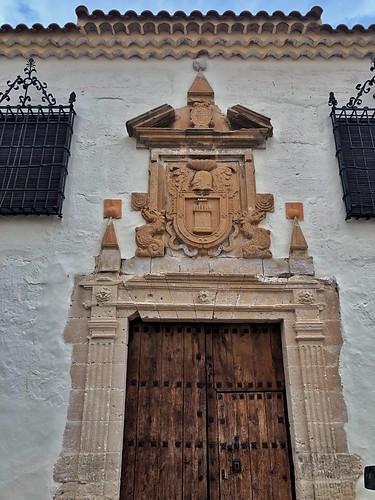 Casa señorial de los Tovarra en Liétor (Ruta de Amanece que no es poco en Albacete)