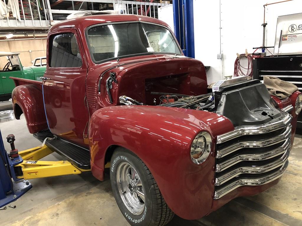 Chevy Truck 1953