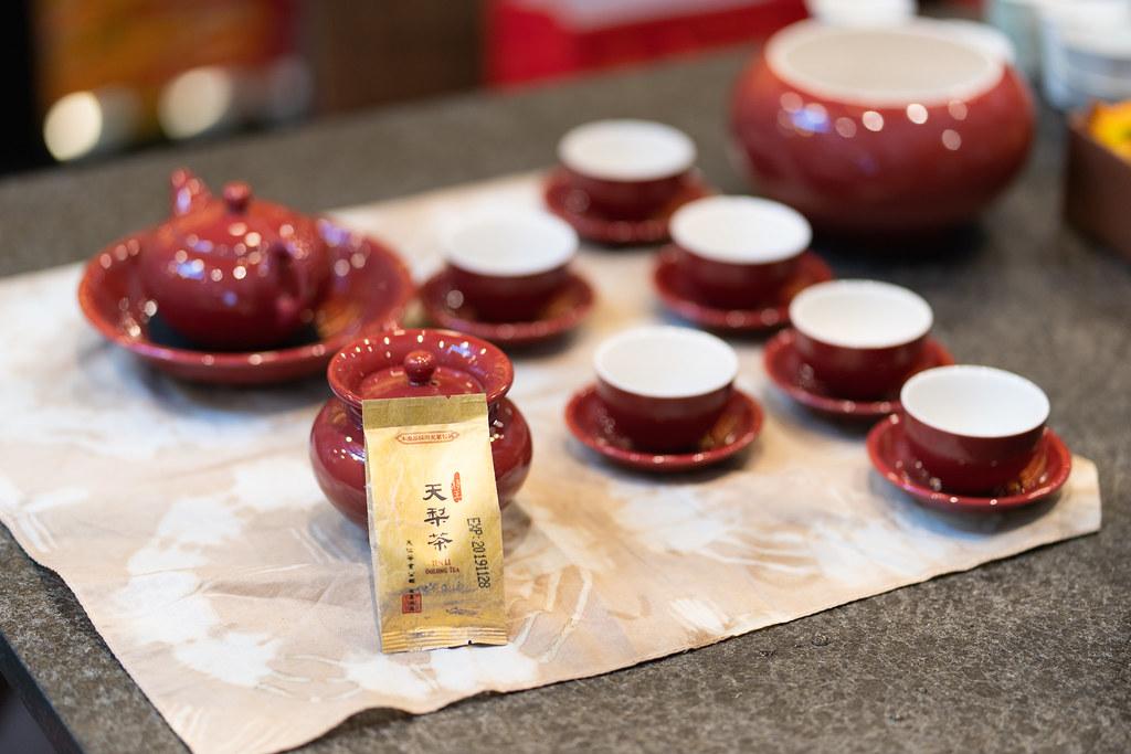 TenRen's Tea serves traditional tea as well. Credit: TenRen's Tea