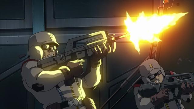 Gundam The Origin   The Infinite Zenith