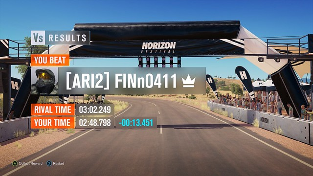 FH3 Time Attack | Coober Pedy Trail - 300HP (FWD/RWD/AWD) 41425821450_7e5648a96d_z
