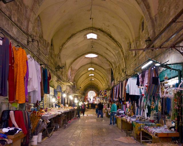 Zocos de Jerusalen