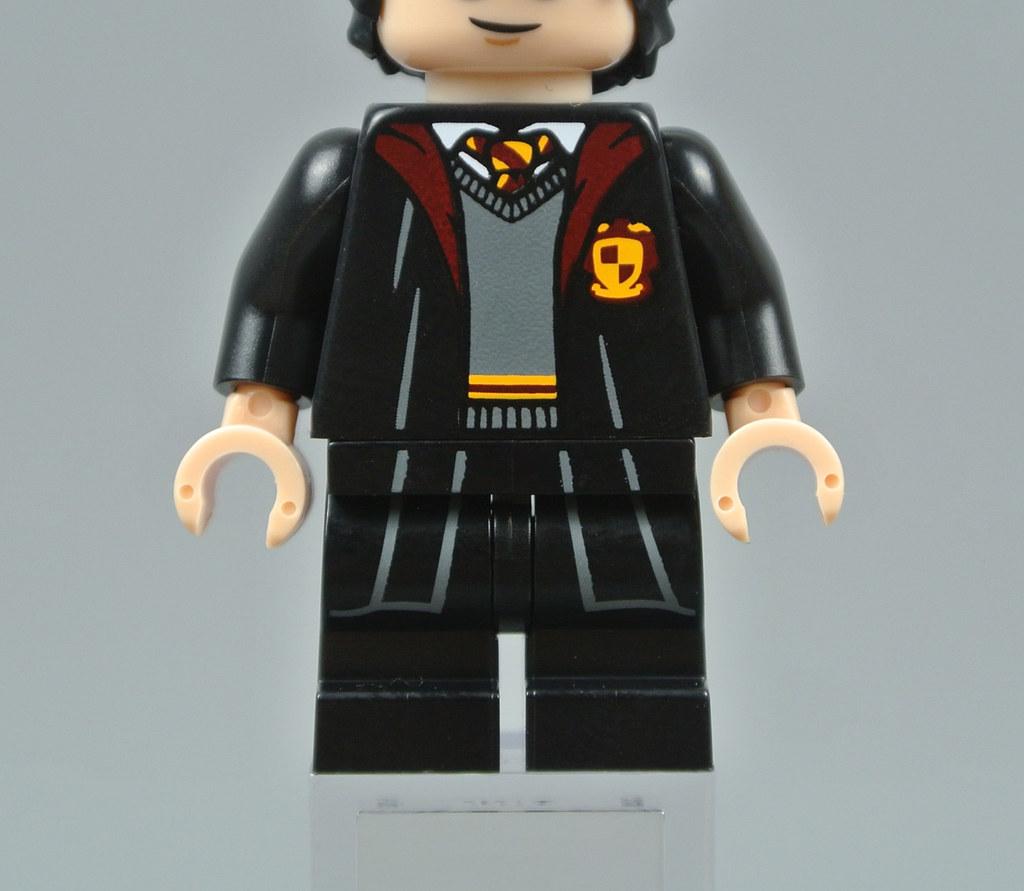 LEGO Black Business Suit Torso 973pb0322c01
