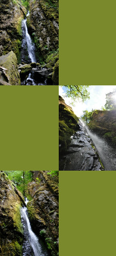Cascadia Soda Creek Falls Collage @ Mt. Hope Chronicles | by Heidi @ Mt Hope