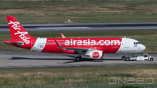 Air Asia A320-251N msn 8364 | by dn280tls