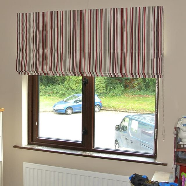 Multicolour Roman Blinds Stripes Luxury Manor Inter Flickr