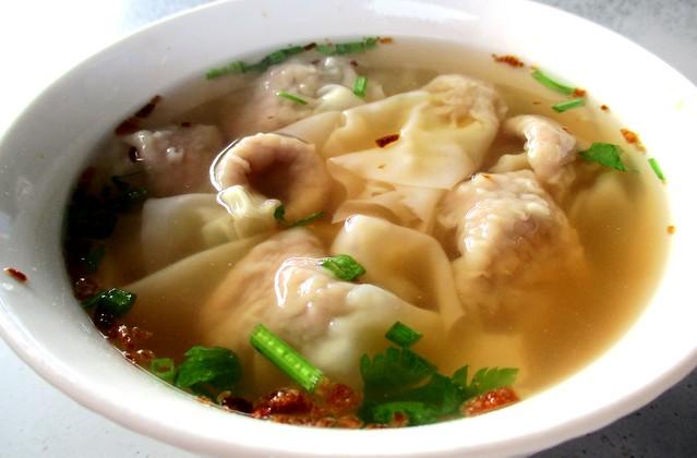 Leong Leong Cafe, pian sip soup 1