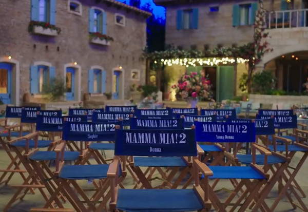 Mamma Mia Film Location