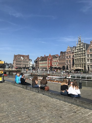 City Tour of Ghent | by Fulbright Brussels