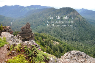 Iron Mountain @ Mt. Hope Chronicles | by Heidi @ Mt Hope