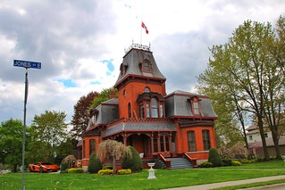 St Marys  - Ontario - Canada  - 236 Jones Street East - Victorian Architecture | by Onasill ~ Bill Badzo