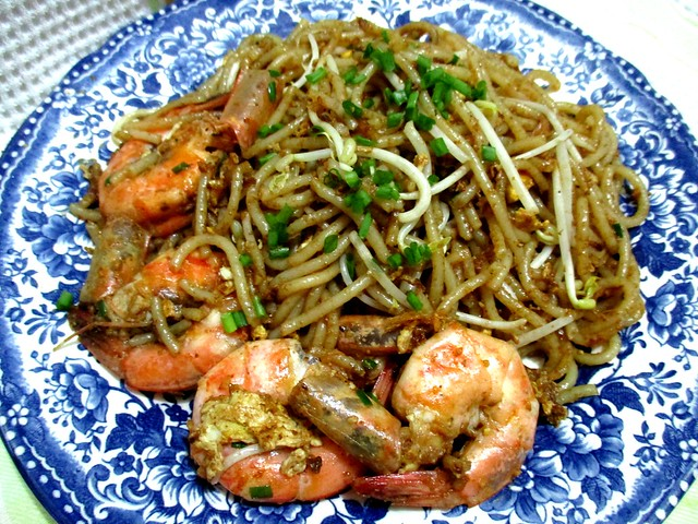 Fried vermicelli 1