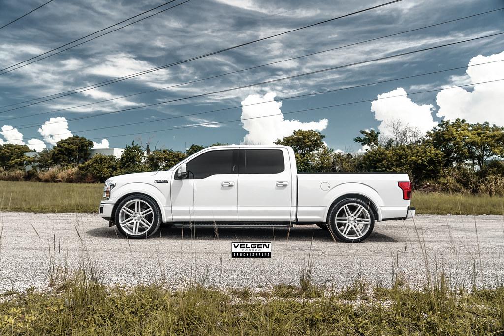 ford  velgen forged truck series vft brushed cle flickr