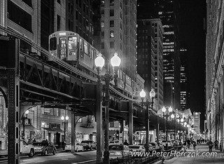A_PRF_Chicago Train.jpg | by PeterFlorczak Photography