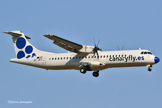 EC-JEV Canary Fly ATR 72-500 (72-212A) | by Aviation and more