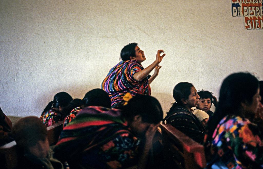 Evangelicals, Rural Guatemala, 1982 | by Marcelo  Montecino