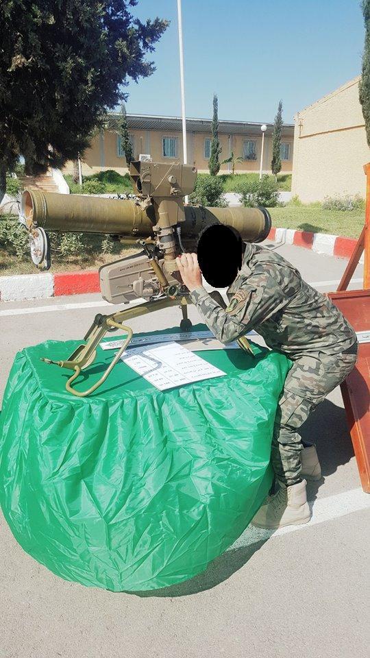 القوات البرية الجزائرية [  Missiles Anti-Chars ]   - صفحة 3 43044867942_33b65b0413_o