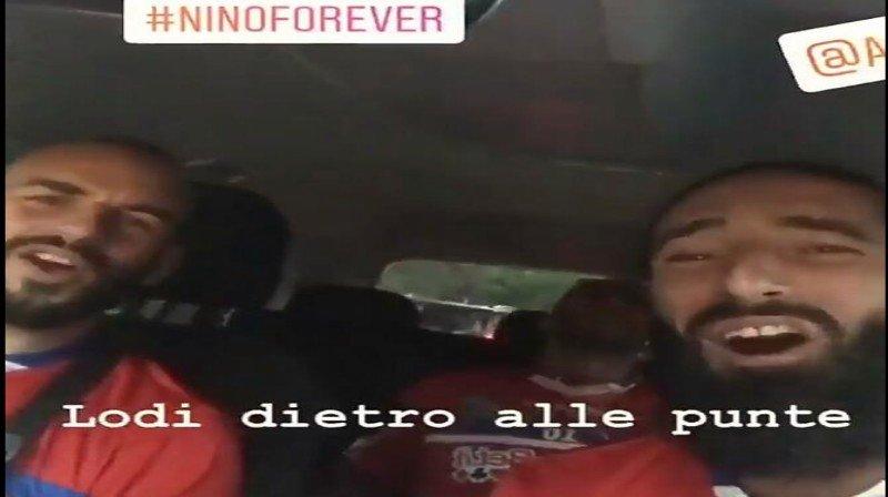 Curiale, Lodi e Marotta: Jamme ja'!