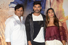 Saakshyam Movie Pressmeet Stills