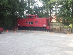 Seaboard Road Lot Caboose