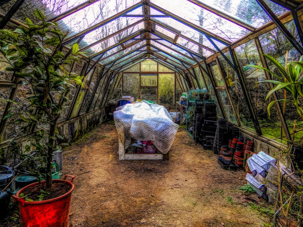 Bonython Gardens - Greenhouse | About Bonython Estate Garden… | Flickr