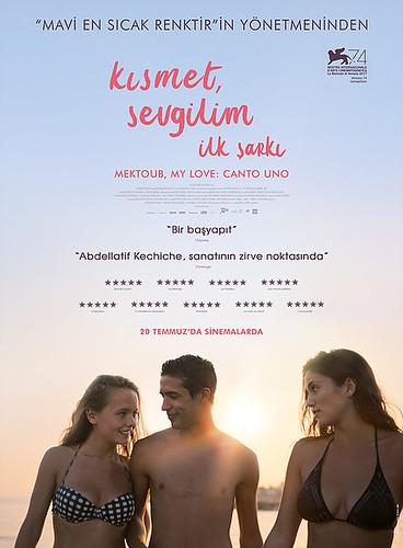 Kısmet, Sevgilim: İlk Şarkı - Mektoub, My Love: Canto Uno