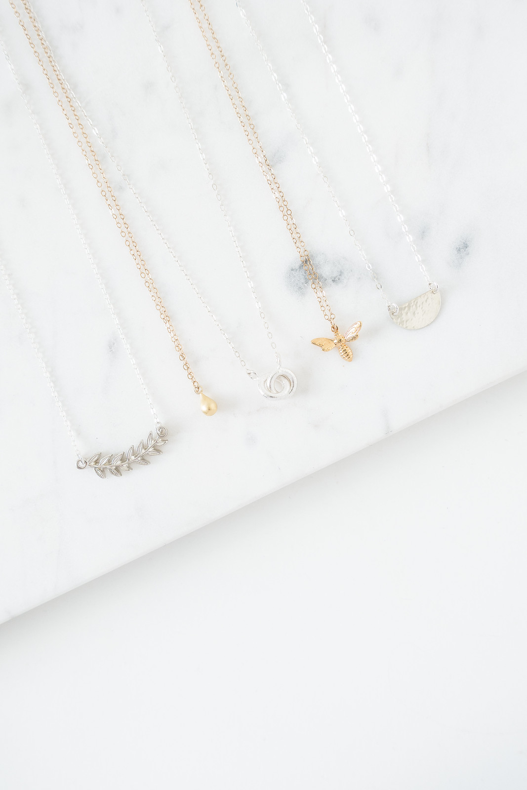 Minimal Bridesmaids Gift Jewellery