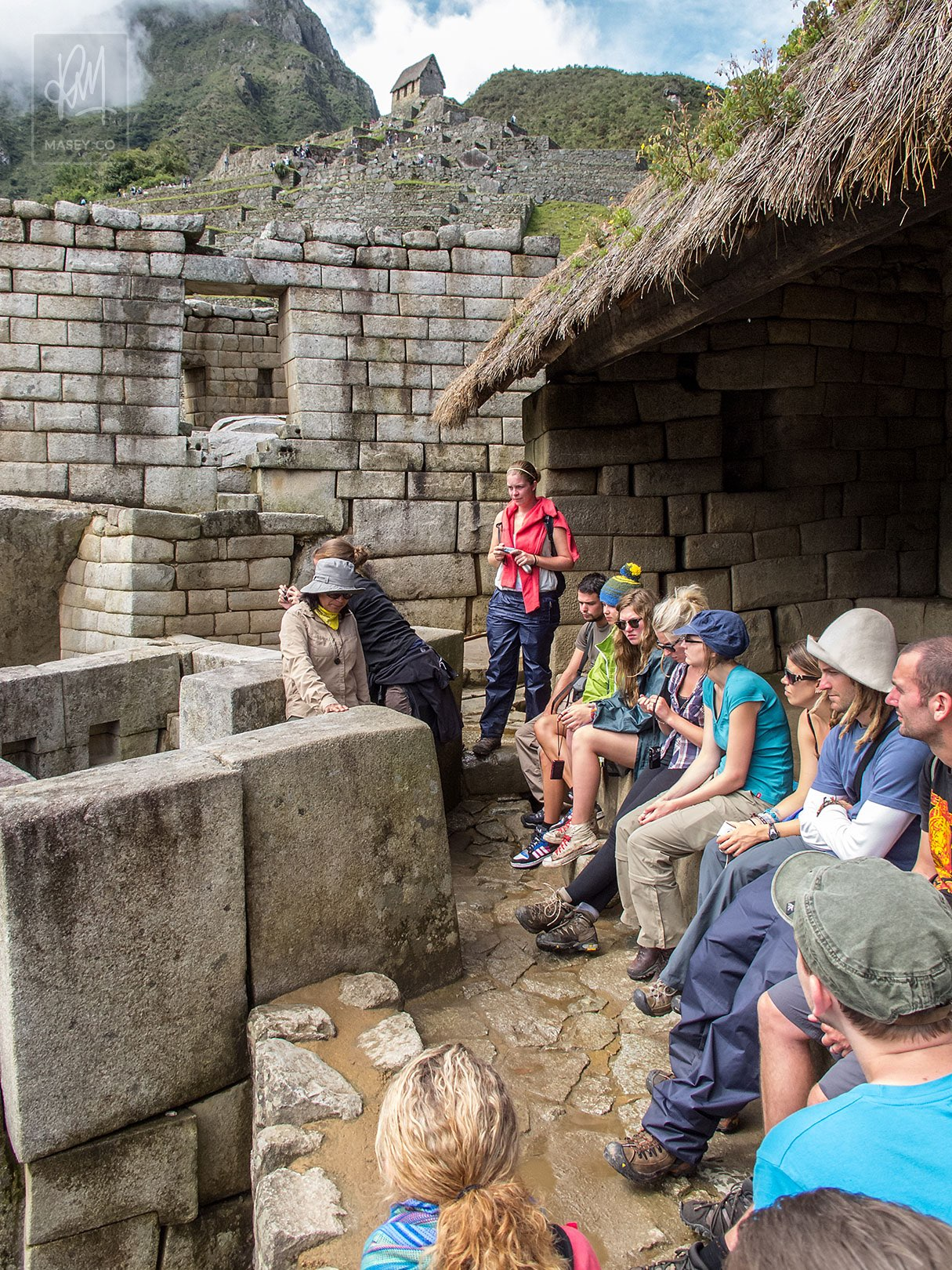 G Adventures South America: Day 13 - Machu Picchu