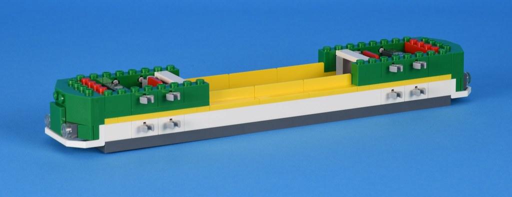 De Maquette D'occasion Jouet Lego Manege Facebook XZiPuk