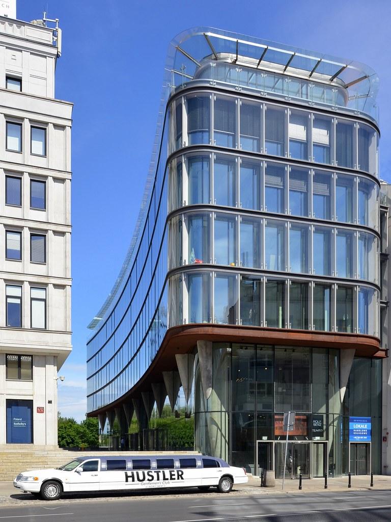 Biurowiec Nowy świat 20 Ul Nowy świat 612 Warszawa Flickr