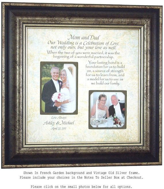 Wedding Quotes : Parents of the Groom Gift Parents Wedding… | Flickr