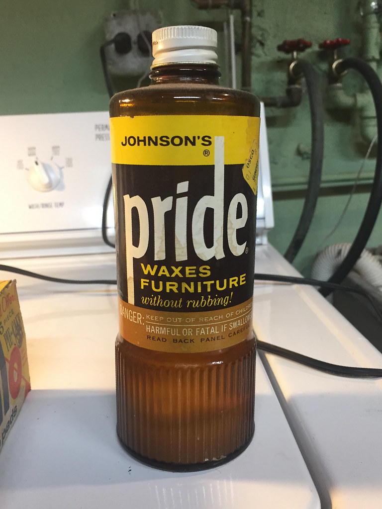 ... Johnsonu0027s Pride Furniture Wax | By Mark 2400