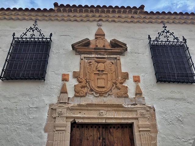 Casa de los Tovarra en Liétor (Sierra del Segura y Alcaraz)