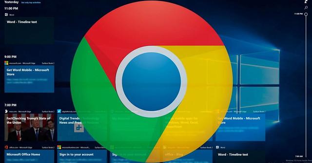 Chrome-historial