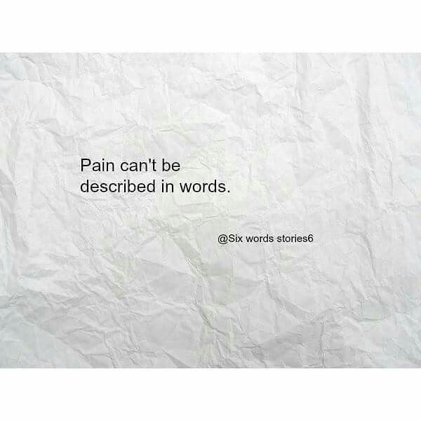Sad Love Quotes Yesno Words Can Describe Pain Love Flickr
