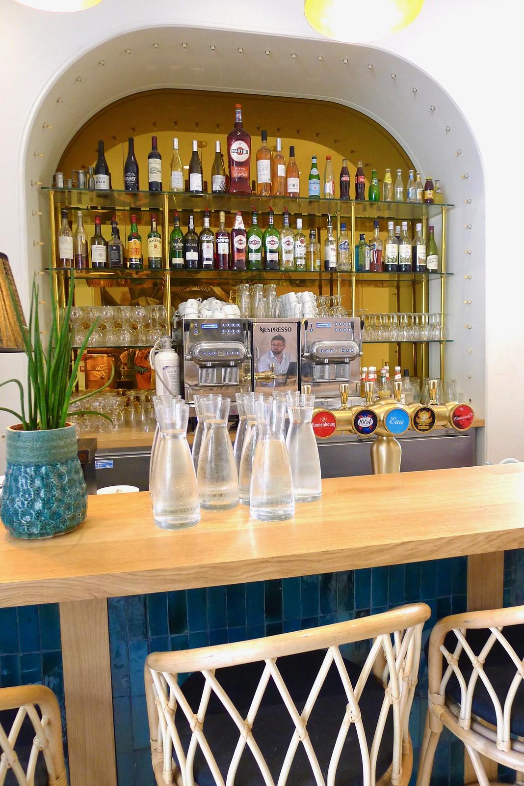 Restaurant Les Belles Plantes, Paris