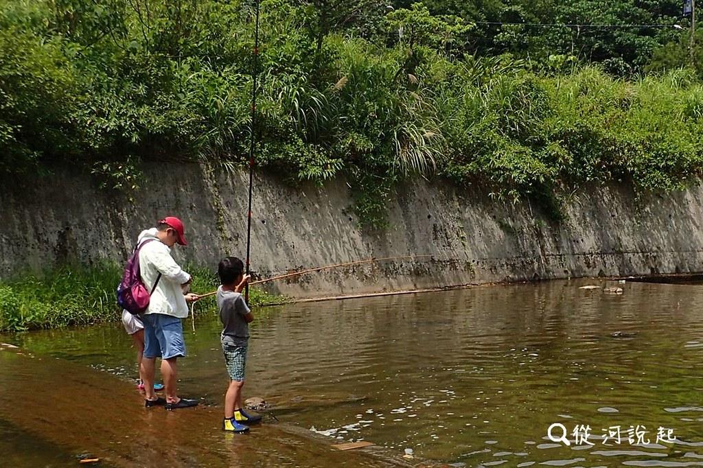 3_小朋友釣魚的成果不輸大人