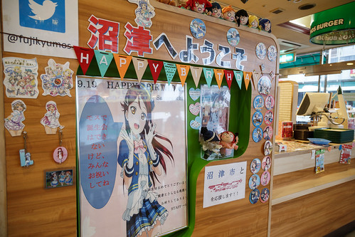 Pilgrimage to Numazu for Love Live! Sunshine!! | by michaelvito