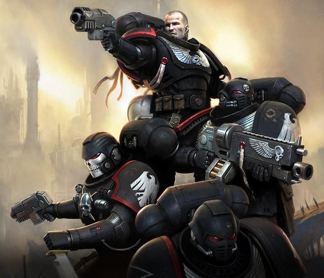 Raven Guard Kill Team, Истребительная команда Гвардии Ворона
