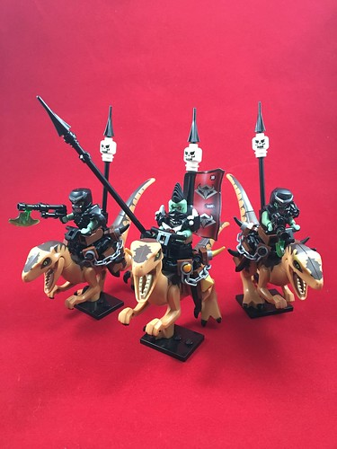 Urk Raptor Calvary of the Black Rock Horde (BW / Novium) | by BWRedRover