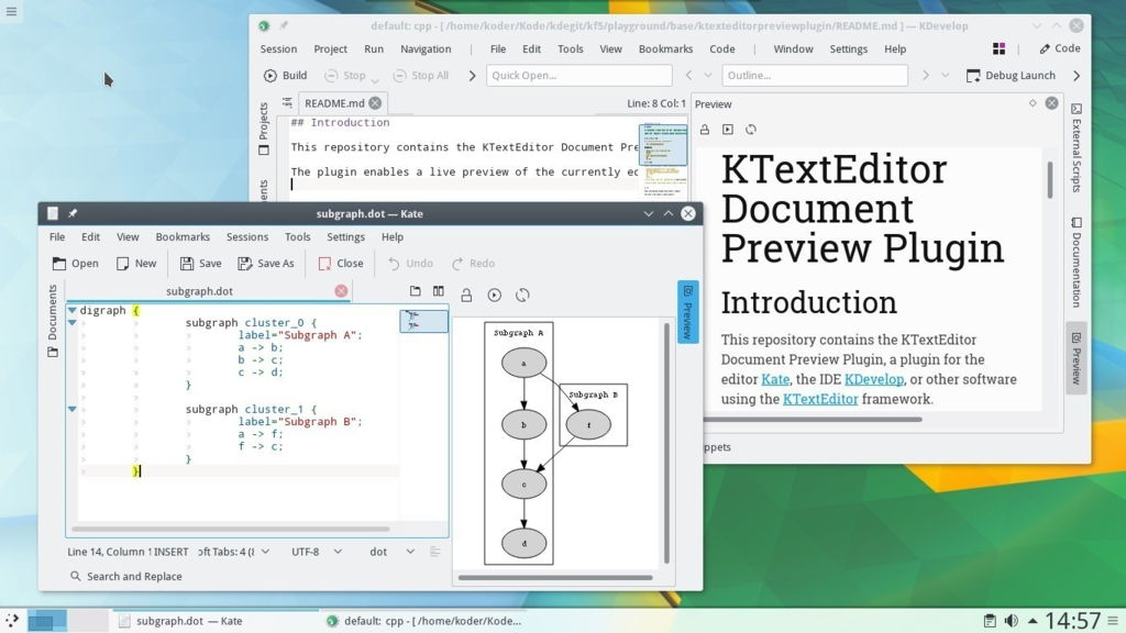 kde-applications-18-08-software-suite-enters-beta-adds-apple-wallet-pass-reader