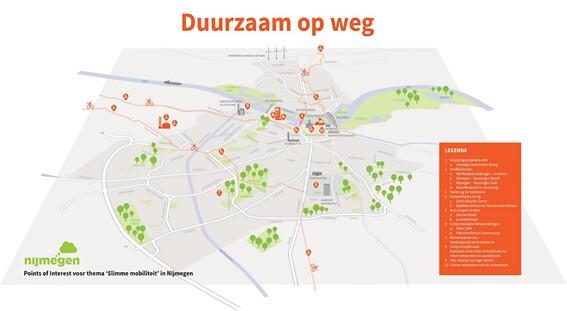 永續交通地圖