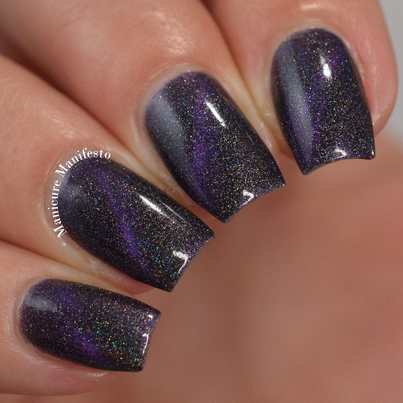 Paint It Pretty Polish Magnetic Fields review