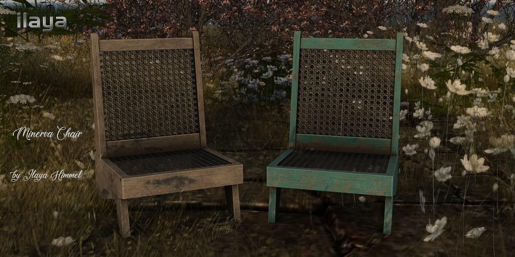 ... Minerva Chair | By ιlαyα Himmel
