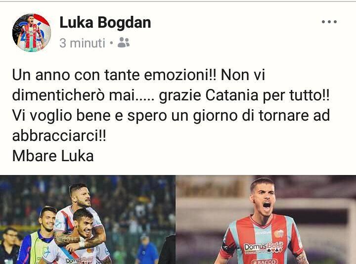 Il post di 'Mbare Luka Bogdan